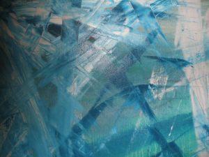 Oil Painting  by Jane H Johann,  2012