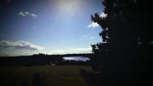 Spring Lake, Alberta, Canada, August 2013; Photo Credit: Jane H Johann