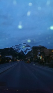 Banff by Night