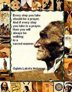 Oglala Lakota Holyman