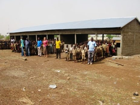 New Classrooms in Togo