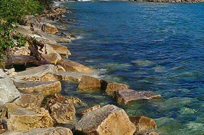 Lake Michigan, Port Washington, WI September 26, 2016 PHOTO CREDIT: c. Jane H. Johann